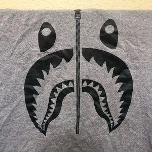 Bape Shark face T-Shirt
